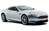 Car rental Aston Martin