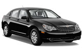 Chrysler Sebring Car Rental Los Angeles Airport