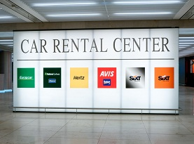 Car Rental Los Angeles Airport