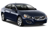 Volvo s60 car rental at Miami Airport, USA