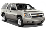 Chevrolet Traverse car rental at Orlando Airport, USA