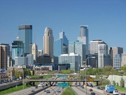 Minneapolis city