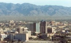 Car rental in Tucson, USA