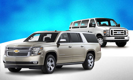 Book in advance to save up to 40% on 12 seater (12 passenger) VAN car rental in San Diego - 4930 El Cajon Boulevard