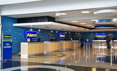 Book in advance to save up to 40% on Alamo car rental in Reading in Pennsylvania
