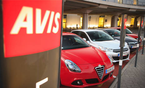 Book in advance to save up to 40% on AVIS car rental in Springfield - 5555 Industrial Dr