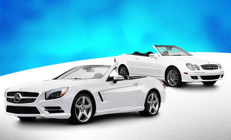 Book in advance to save up to 40% on Cabriolet car rental in Norman - Sooner Mall