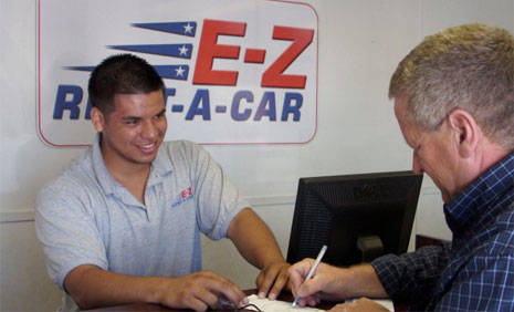 Book in advance to save up to 40% on E-Z car rental in Torrance - 21176 S Western Ave Ste B