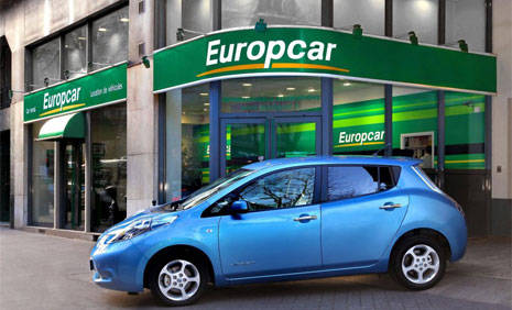Book in advance to save up to 40% on Europcar car rental in San Ysidro