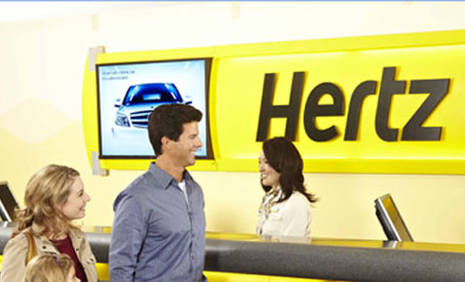 Book in advance to save up to 40% on Hertz car rental in Derby in Kansas