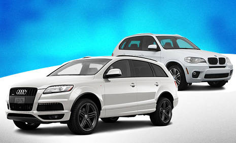 Book in advance to save up to 40% on SUV car rental in Peoria - 7440 W Cactus Rd Ste A7