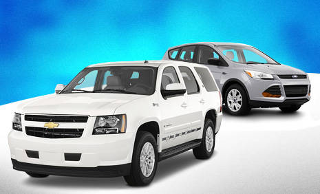 Book in advance to save up to 40% on 4x4 car rental in Falmouth Foreside