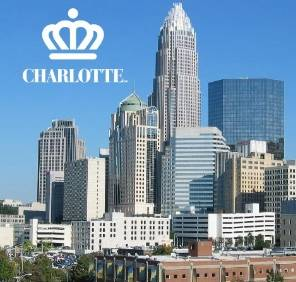 Charlotte in North Carolina car rental, USA
