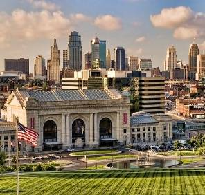 Kansas City in Missouri car rental, USA