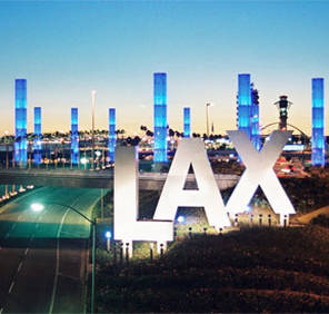 Los Angeles - Airport (California) [LAX] car rental, USA