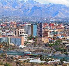 Tucson car rental, USA