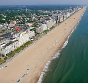Virginia Beach car rental, USA